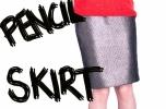 pencil skirt copy